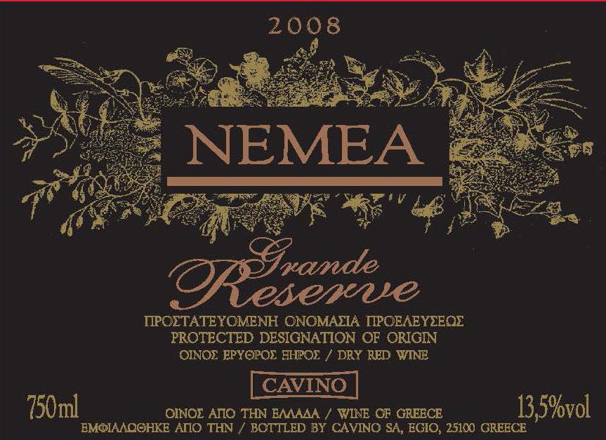 NEMEA Grande Reserve 2008_e