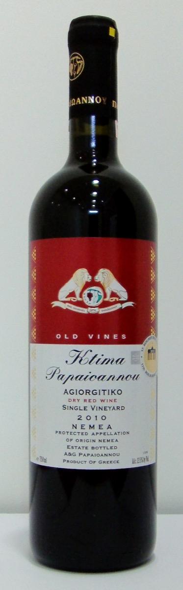 old vines2010
