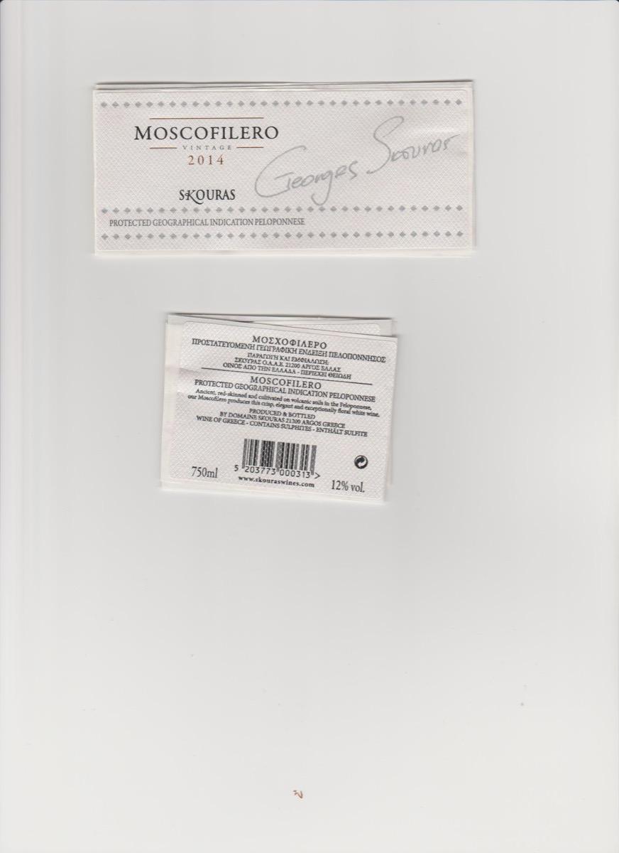 Moscofilero