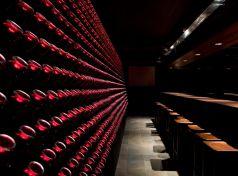 Modern wine delight