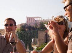 Attica vineyards
