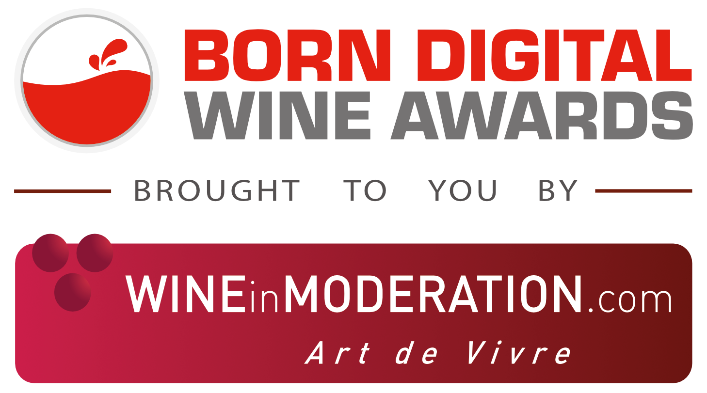 Born digital wine awards 2017